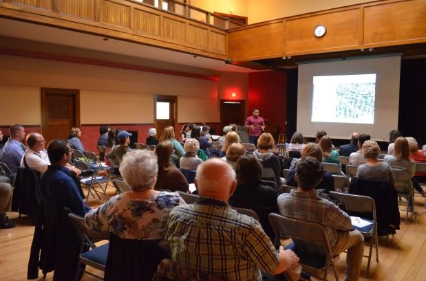 Community Presentation of Neighborhood Inventory May2015